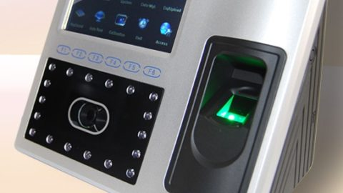 Máy chấm công khuôn mặt giá rẻ ronald jack tặng phần mềm online