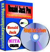 Phần mềm chấm công Ronald Jack – Ronald Jack Software