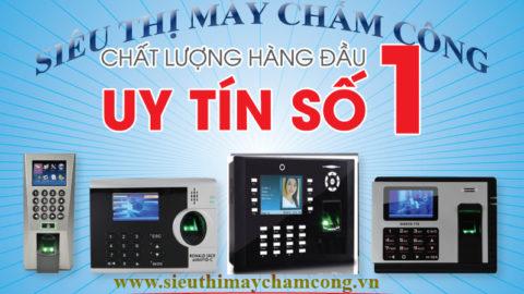 Sửa máy chấm công vân tay tại quận 1 HCM giá rẻ