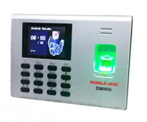 Phần mềm máy chấm công ronald jack RJ2500