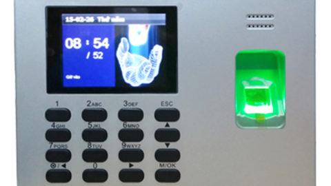 Phần mềm máy chấm công ronald jack pro8899
