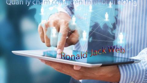 Ronald Jack 879c có pin lưu điện 8 giờ và tính năng online