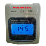 Máy chấm công Ronald jack RJ2300N