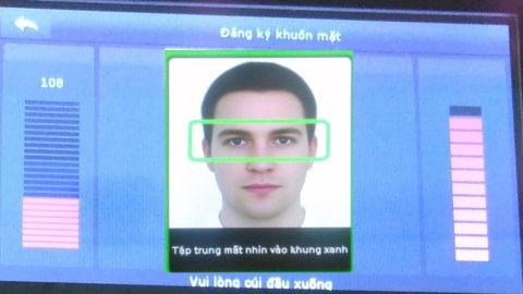 Giải pháp máy chấm công nhận diện khuôn mặt tốt nhất hiện nay